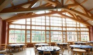 Asheville School Cafeteria