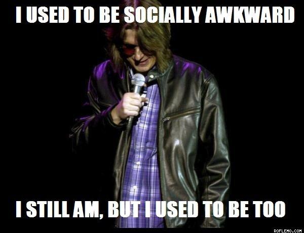 funny true stories awkward