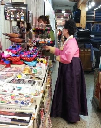 Seomun Market Cultural Shop