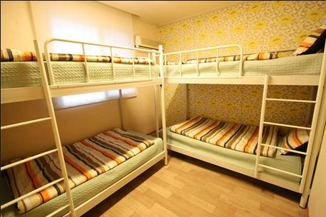 Hasil gambar untuk korean hostel