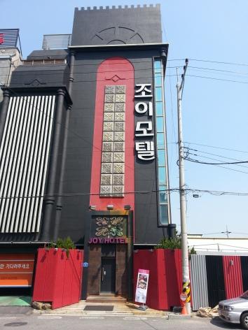Joy Motel - Ulsan