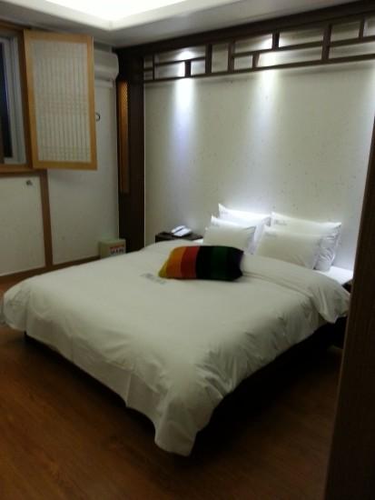 Leibe Hotel Gyeongju - Bed
