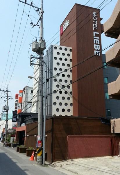 Gyeongju - Hotel Leibe Exterior