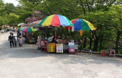 Temple Sales Carts