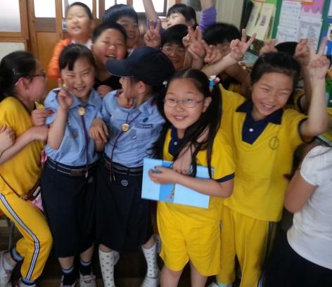 Third Graders 1