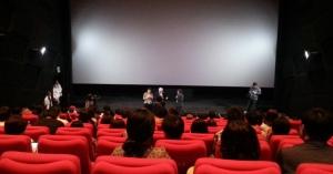 2013 Busan Korea BIFF, Jim Sheridan answering questions