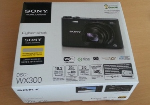 Sony DSC-WX300 Digital Camera gift seoul Korea